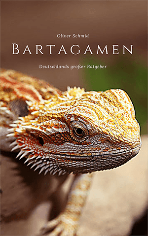 Bartagamen Buch